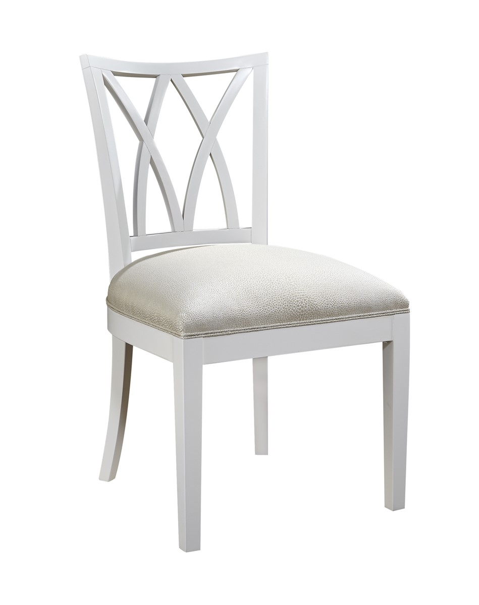 Magnificent Halstead Side Chair Ce0380S Guy Chaddock Collection Our Theyellowbook Wood Chair Design Ideas Theyellowbookinfo
