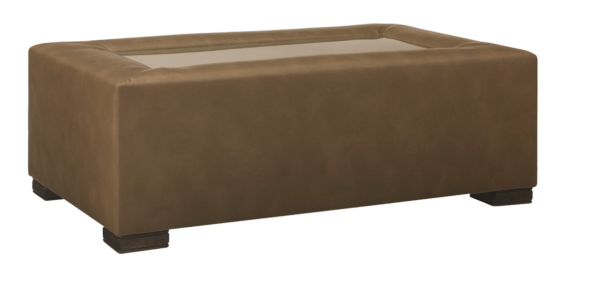Magnificent Celine Rectangular Ottoman U1012 0 Chaddock Collection Ncnpc Chair Design For Home Ncnpcorg