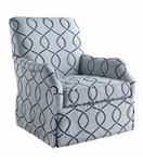 Nora Skirted Chair