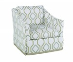 Charlotte Skirted Chair