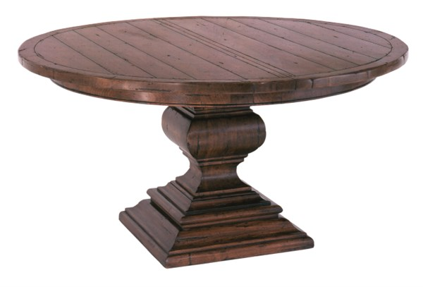 Exceptionnel Marlow Pedestal Table CE0957   GUY CHADDOCK COLLECTION   Our Styles    Chaddock   Morganton, NC