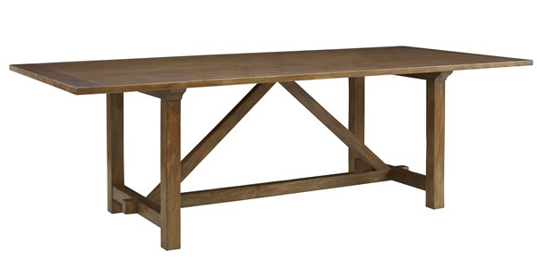 Beau Oast Dining Table CE0886   GUY CHADDOCK COLLECTION   Our Styles   Chaddock    Morganton, NC