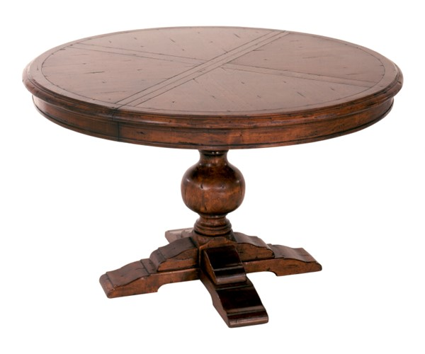 Etonnant Maldon Round Pedestal Table CE0907   GUY CHADDOCK COLLECTION   Our Styles    Chaddock   Morganton, NC