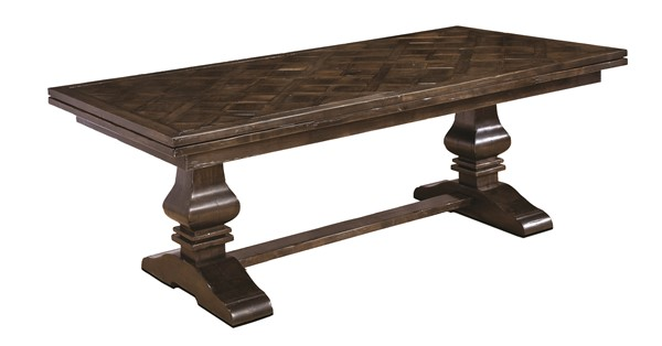 Superieur Norman Refectory Trestle Table CE0999   GUY CHADDOCK COLLECTION   Our  Styles   Chaddock   Morganton, NC