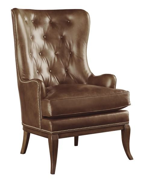 As shown finish 1320 European Tour; As shown leather L2164-Sedona #3 Nail  sc 1 st  Chaddock : wing chair leather - Cheerinfomania.Com